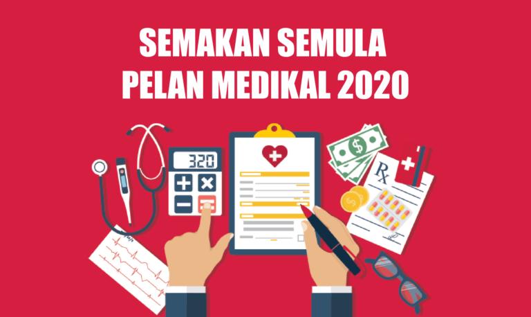 Semakan Semula Pelan Perubatan 2020
