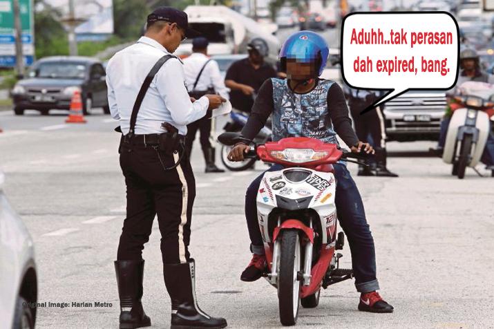 Renew Insurans dan Roadtax Kenderaan